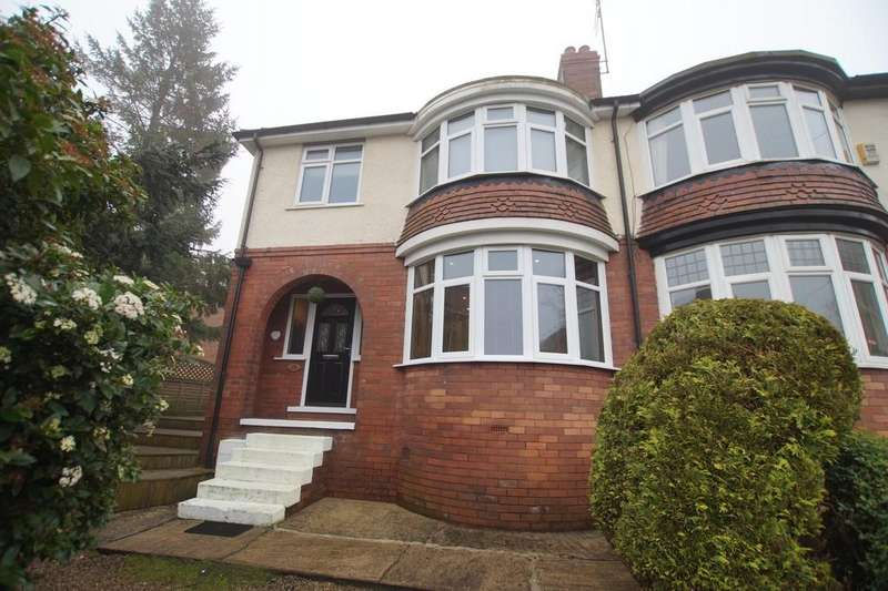 3 Bedrooms Semi Detached House for sale in Valley Road