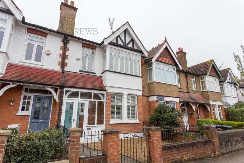 4 Bedrooms House for sale in Summerfield Road, Ealing, W5