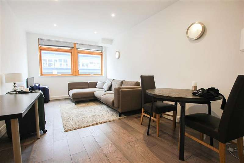 1 Bedroom Flat for sale in Chalk Farm Road, Camden, London