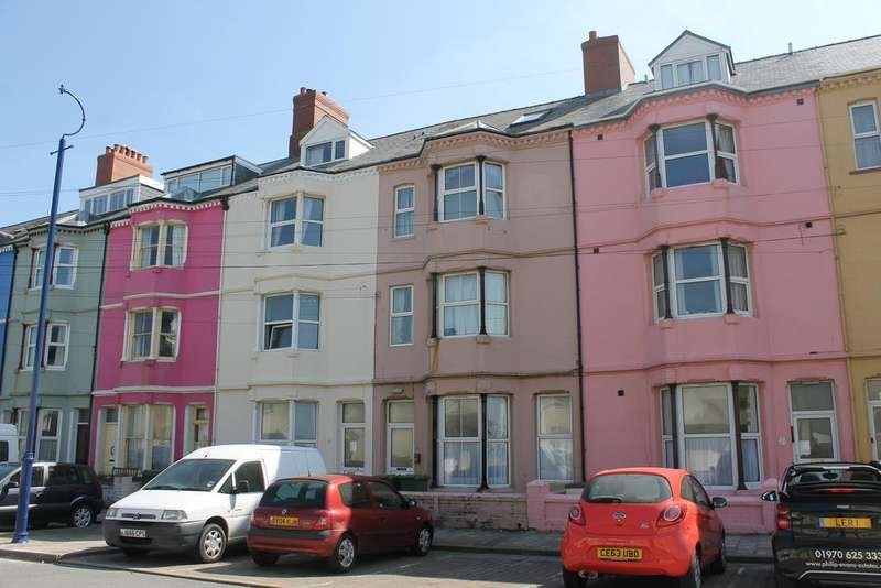 1 Bedroom Flat for rent in Flat 6, 10 Cambrian Terrace, Borth SY24