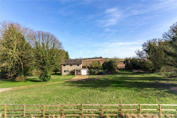 3 Bedrooms Detached House for sale in Valley Farm, Balsham Road, Fulbourn, Cambridgeshire