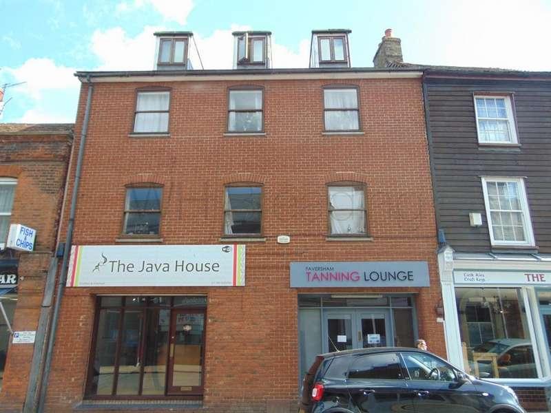 1 Bedroom Flat for rent in Preston Street, Faversham, ME13