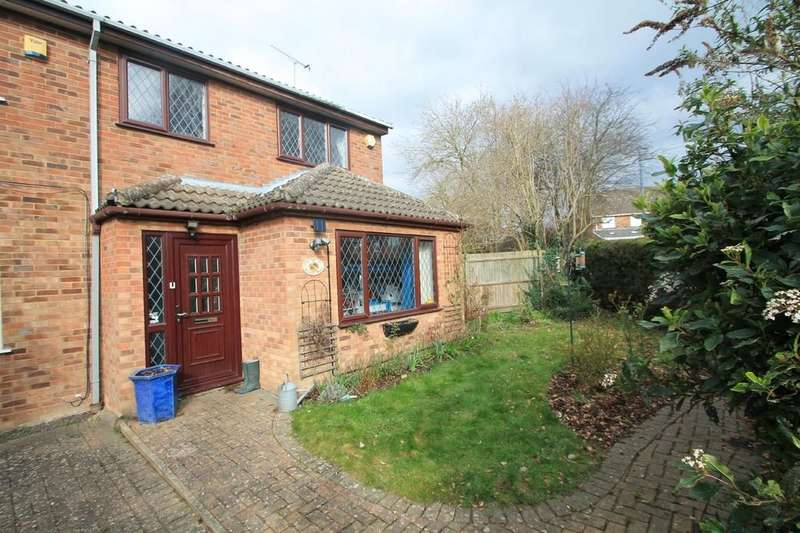 4 Bedrooms Semi Detached House for sale in Stoke Farm, Aylesbury