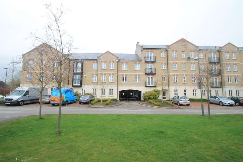 2 Bedrooms Ground Flat for sale in Masters House, Coxhill Way, Aylesbury