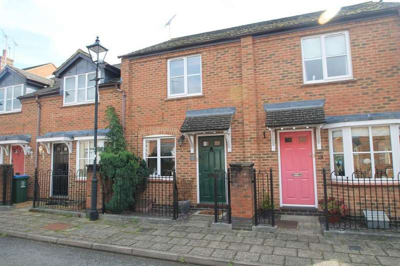 2 Bedrooms Terraced House for sale in Fairford Leys, Aylesbury