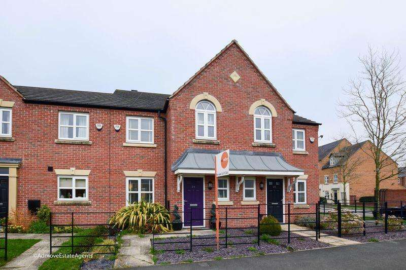 3 Bedrooms Mews House for sale in Powder Mill Road, Latchford