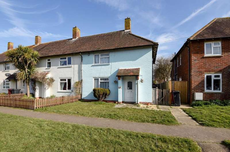 2 Bedrooms End Of Terrace House for sale in Peerley Close, East Wittering, PO20