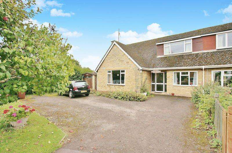 3 Bedrooms Semi Detached House for sale in Fawn House, The Ridgeway, Bloxham