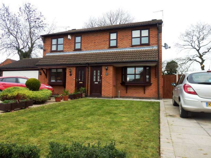 3 Bedrooms House for rent in KINROSS WAY - HINCKLEY - LE10 0WF
