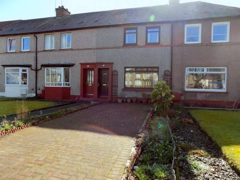 2 Bedrooms Terraced House for sale in Grangemouth FK3