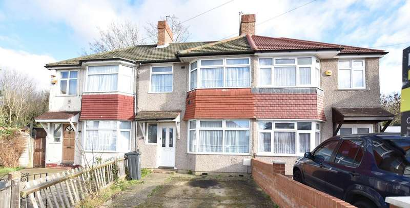 3 Bedrooms Terraced House for sale in Beeston Way, Feltham