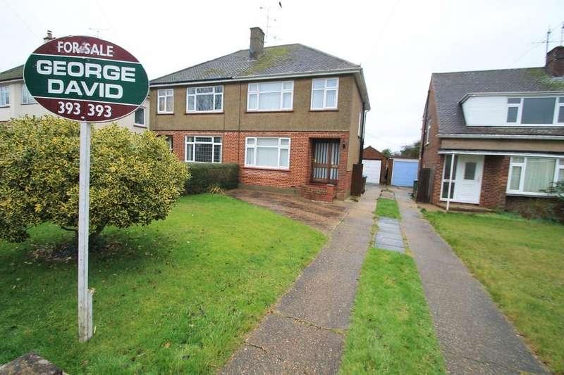 3 Bedrooms Semi Detached House for sale in Cowley Close, Bierton, Aylesbury