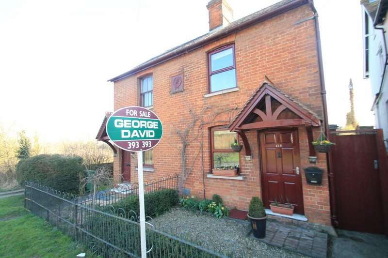 2 Bedrooms Semi Detached House for sale in High Street, Waddesdon, Aylesbury