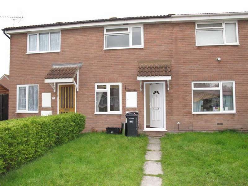2 Bedrooms Terraced House for rent in Vincent Close, BURNHAM ON SEA