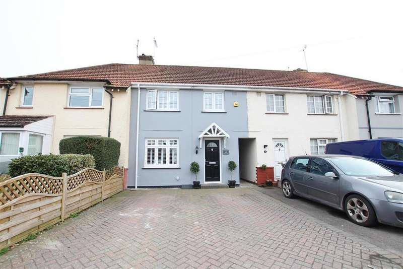 3 Bedrooms Terraced House for sale in Locksley Road, Eastleigh