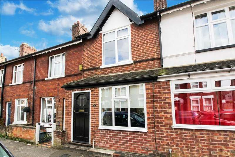 3 Bedrooms Terraced House for sale in Rowington Road, Norwich