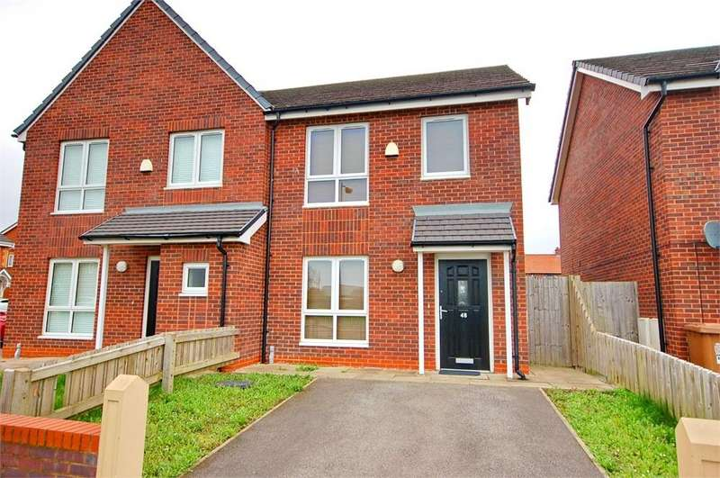 2 Bedrooms Semi Detached House for sale in Frawley Avenue, Newton-le-Willows, Merseyside