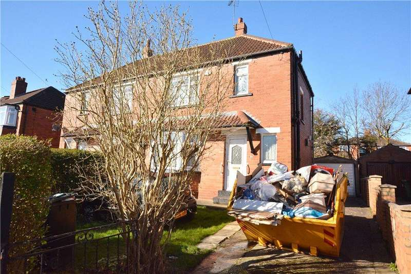 2 Bedrooms Semi Detached House for sale in Lawrence Road, Leeds