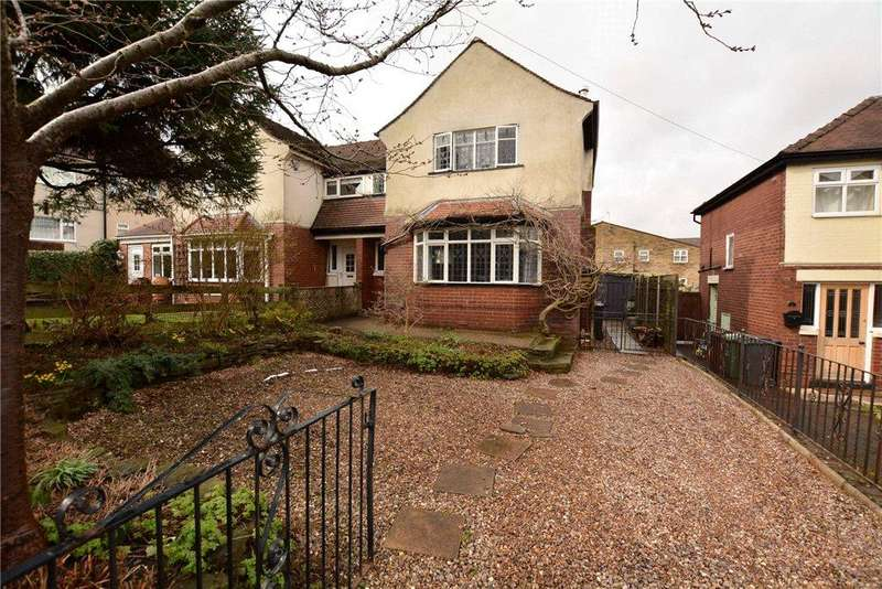 3 Bedrooms Semi Detached House for sale in Lodge Road, Pudsey, West Yorkshire