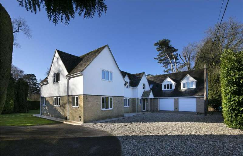 6 Bedrooms Detached House for sale in Wroslyn Road, Freeland, Witney, Oxfordshire, OX29