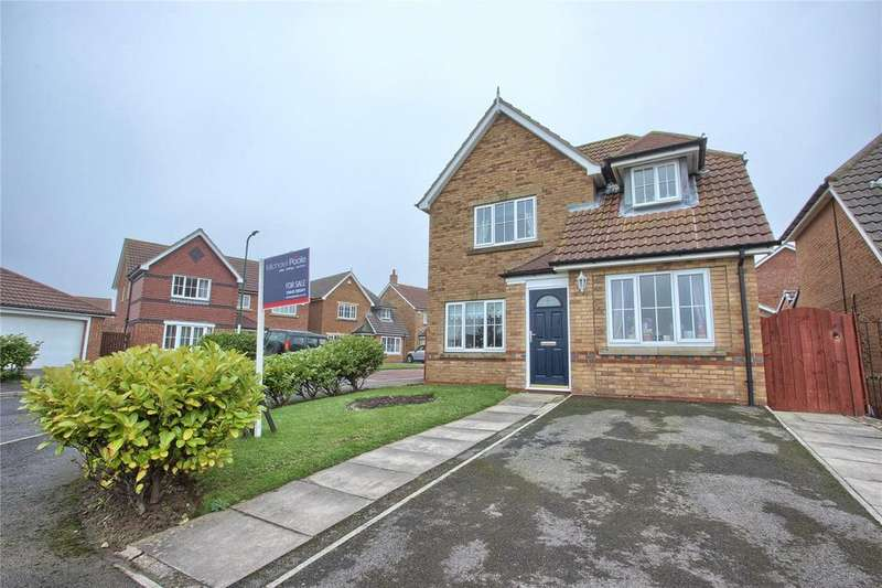 3 Bedrooms Detached House for sale in Rillstone Way, Redcar