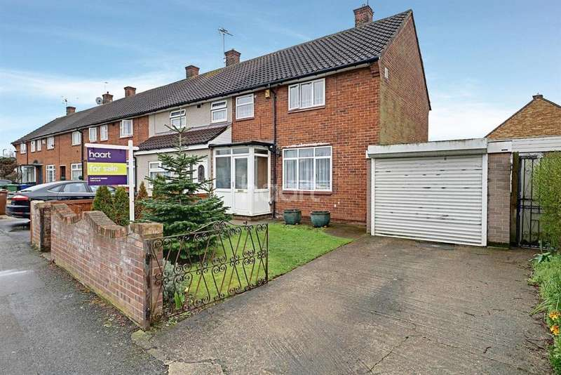 2 Bedrooms Semi Detached House for sale in Fullarton Crescent, South Ockendon