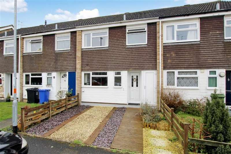 3 Bedrooms Terraced House for sale in 16, Westhill Close, Brackley