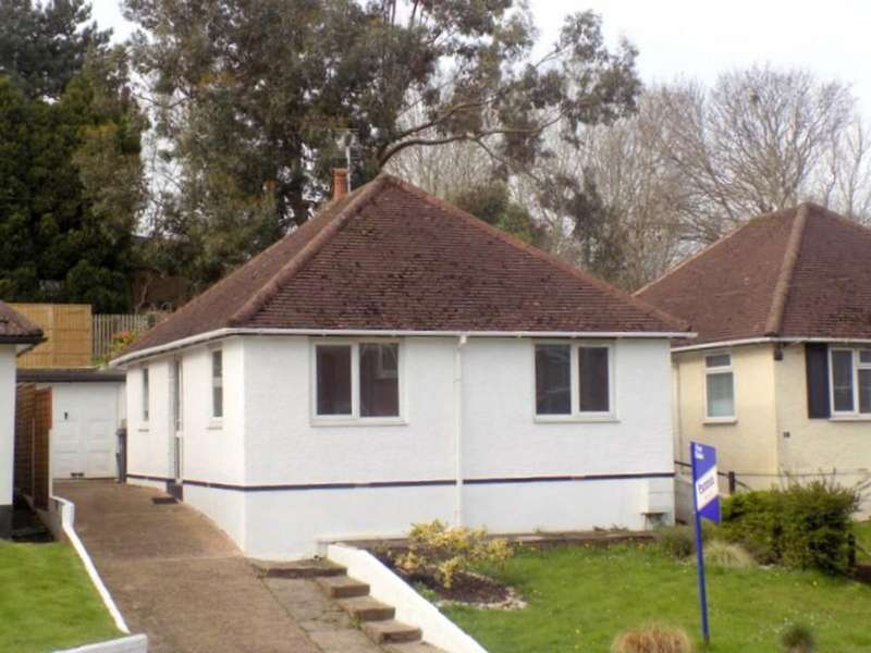 2 Bedrooms Detached Bungalow for sale in Bradham Lane, Exmouth