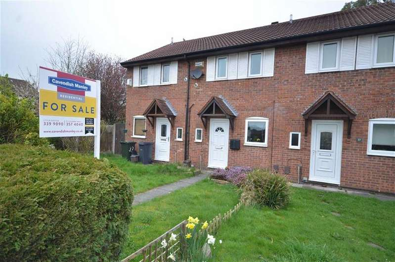 2 Bedrooms Terraced House for sale in Apple Tree Grove, Great Sutton, CH66