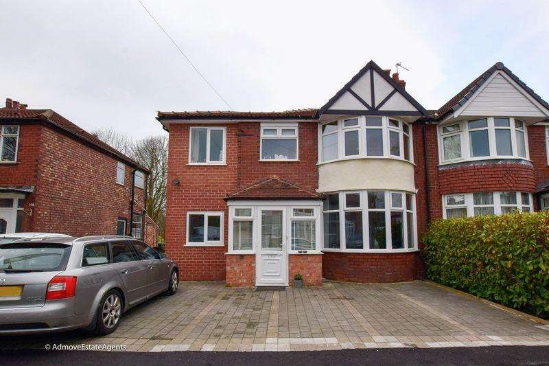 4 Bedrooms Semi Detached House for sale in Chestnut Drive, Sale