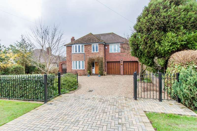 4 Bedrooms Detached House for sale in Sawston, Cambridge