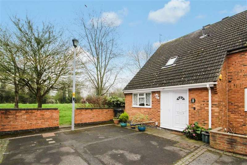 3 Bedrooms End Of Terrace House for sale in Bloomsbury Close, Freshbrook, Swindon
