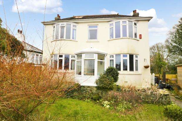 3 Bedrooms Detached House for sale in Long Park Road, Saltash, Cornwall