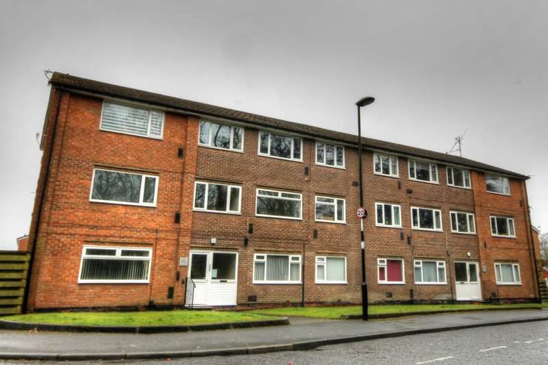 2 Bedrooms Flat for sale in Avalon Drive, South West Denton, Newcastle Upon Tyne, NE15