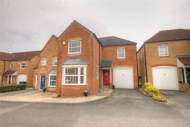 3 Bedrooms Detached House for sale in Northbridge Park, St. Helen Auckland, Bishop Auckland, DL14