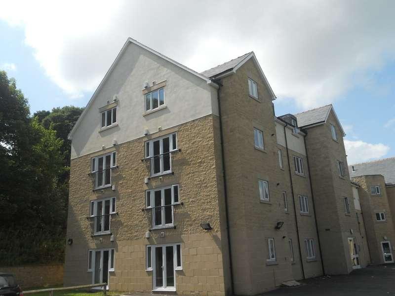 2 Bedrooms Flat for rent in Green Moor Heights, 12 Edward Street S36