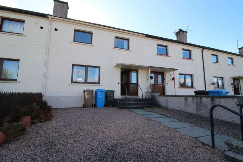 2 Bedrooms Property for rent in Cluny Road, Dingwall, IV15