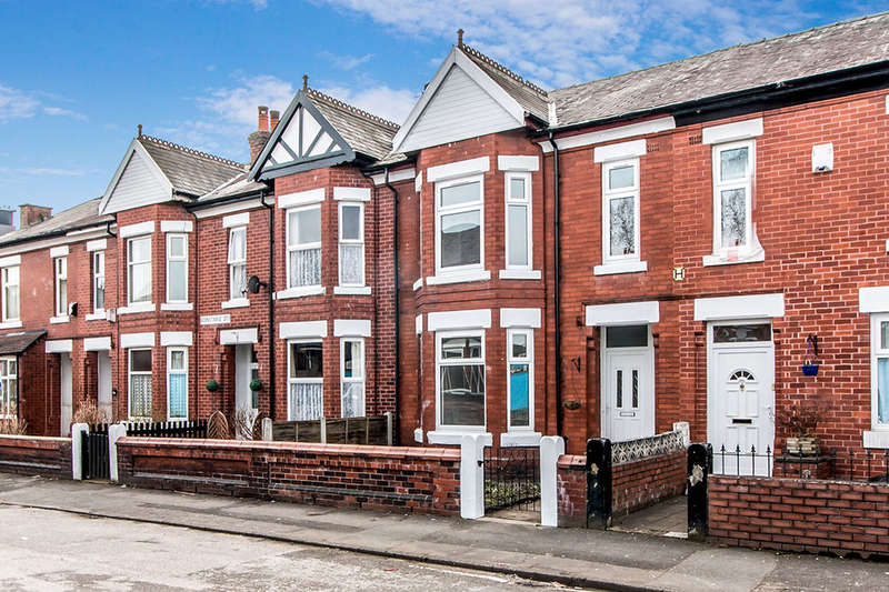 3 Bedrooms Terraced House for sale in Constable Street, Manchester, M18