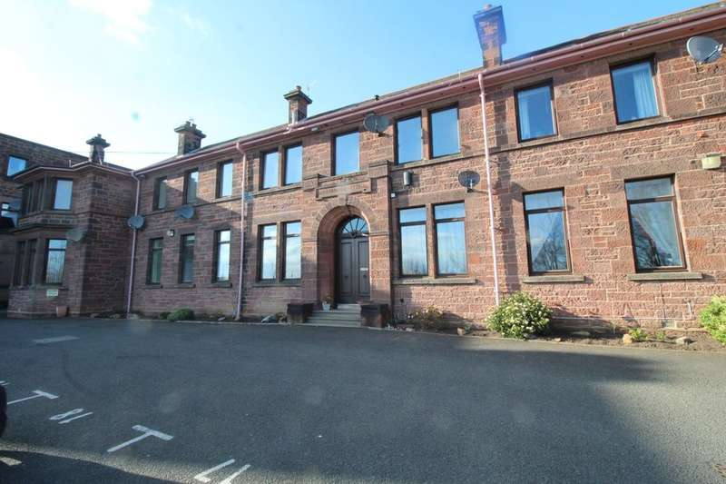 2 Bedrooms Flat for sale in Haldane Avenue, Haddington, EH41
