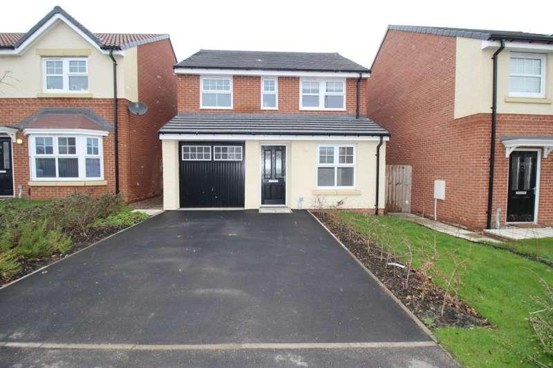 3 Bedrooms Detached House for sale in Monkton Lane, Hebburn, NE31