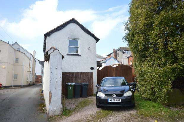 1 Bedroom Flat for sale in Sivell Place, Heavitree, Exeter, Devon