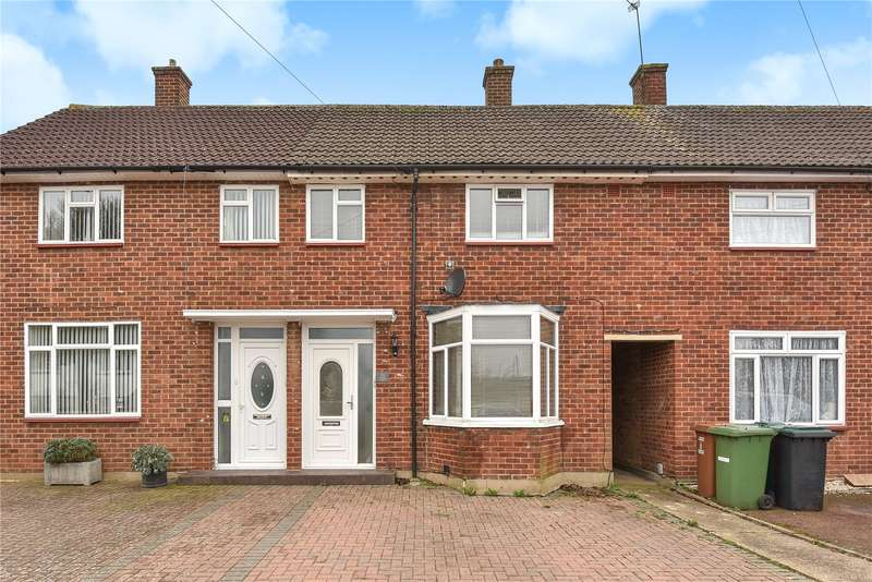 2 Bedrooms Terraced House for sale in Muirfield Road, Watford, WD19