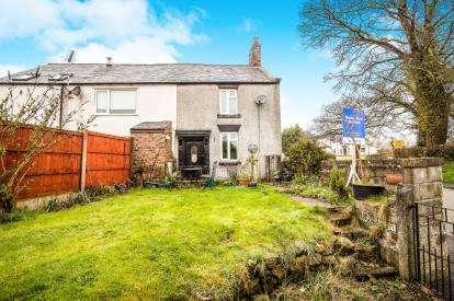 2 Bedrooms Semi Detached House for sale in Ffordd Y Llan, Treuddyn, Mold, Flintshire, CH7