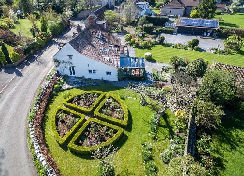 4 Bedrooms Detached House for sale in Manor Road, Catcott, Bridgwater, TA7