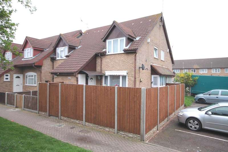1 Bedroom House for sale in Hamilton Walk, Erith