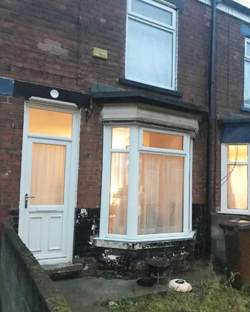 Terraced House for sale in Silverdale,, Rosemead Street