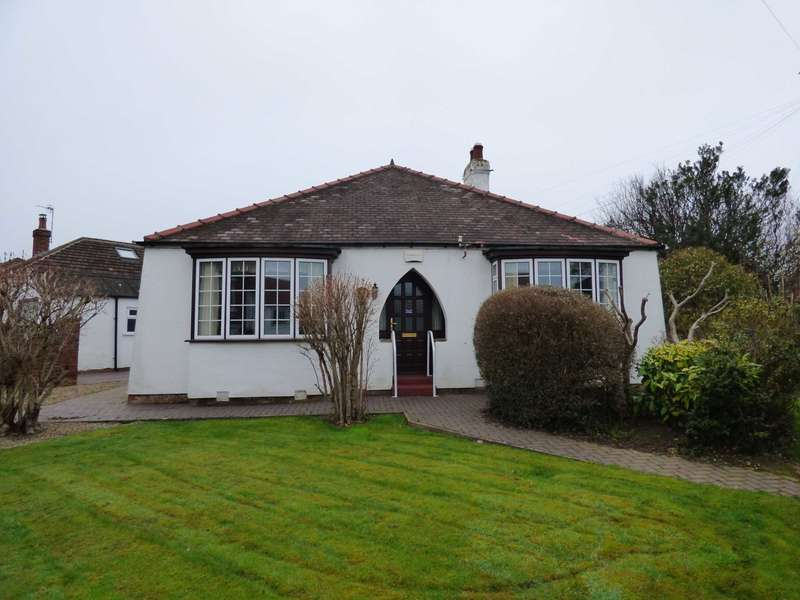 3 Bedrooms Detached Bungalow for sale in Laurel Road, Saltburn By The Sea