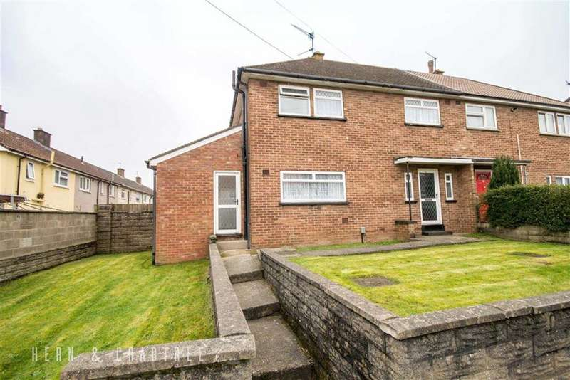3 Bedrooms Semi Detached House for sale in Keyston Road, Fairwater, Cardiff