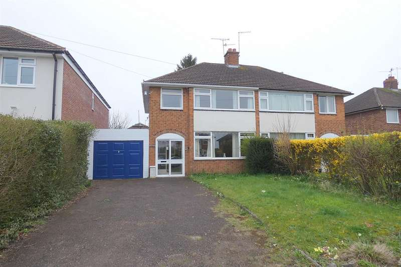 3 Bedrooms Semi Detached House for sale in Halford Road, Stratford-Upon-Avon