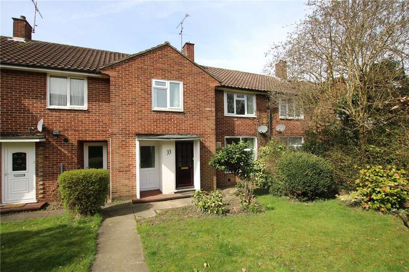 3 Bedrooms Terraced House for sale in Bull Lane, Bracknell, Berkshire, RG42